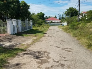Woodlawn Drive, Clarendon, Jamaica - Residential lot for Sale