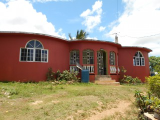 4 bed 3 bath House For Sale in Pratville  Hermitage, Manchester, Jamaica