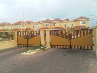 2 bed 1.5 bath Townhouse For Sale in MANGO WALK, St. James, Jamaica