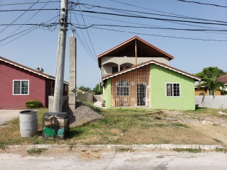 5 bed 3 bath House For Sale in New Harbour Village  Phase 1, St. Catherine, Jamaica