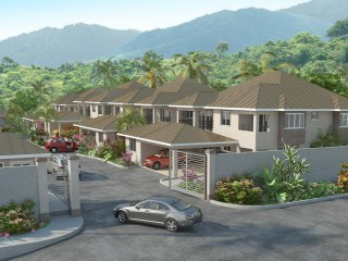 4 bed 4 bath Townhouse For Sale in Millsborough Avenue Kingston 6, Kingston / St. Andrew, Jamaica