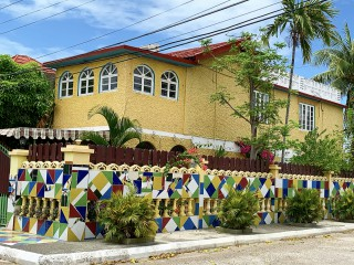 4 bed 3.5 bath House For Sale in Garveymeade, St. Catherine, Jamaica