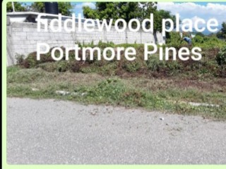 Residential lot For Sale in Portmore, St. Catherine, Jamaica