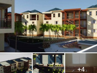 Lady Musgrave, Kingston / St. Andrew, Jamaica - Apartment for Sale