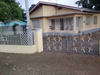3 bed 2 bath House For Sale in Terrier TownRace Track, Clarendon, Jamaica