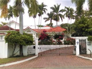 5 bed 5.5 bath House For Rent in Waterworks, Kingston / St. Andrew, Jamaica