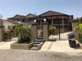 2 bed 1 bath House For Rent in RHYNE PARK, St. James, Jamaica