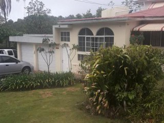 5 bed 4.5 bath House For Sale in Bellfield, Manchester, Jamaica