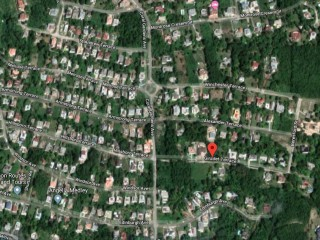Residential lot For Sale in CORAL GARDEN, St. James, Jamaica