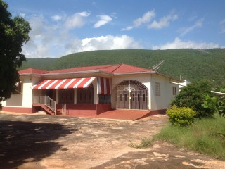 4 bed 3 bath House For Sale in Alligator Pond, Manchester, Jamaica