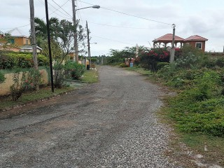 Ocean Crescent Old Harbour Mews, St. Catherine, Jamaica - Residential lot for Sale