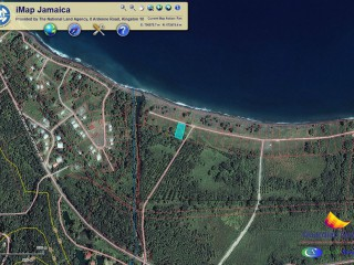 BUFF BAY, Portland, Jamaica - Residential lot for Sale