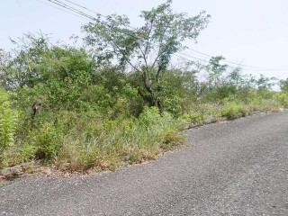 Residential lot For Sale in New Green, Manchester, Jamaica