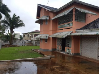 4 bed 3.5 bath House For Sale in poinsettia, Manchester, Jamaica