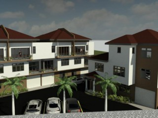 3 bed 3.5 bath Townhouse For Sale in Red Hills Kingston 19, Kingston / St. Andrew, Jamaica