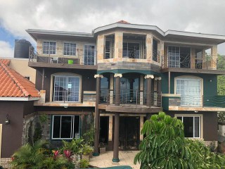 8 bed 7 bath House For Rent in Red Hills, Kingston / St. Andrew, Jamaica