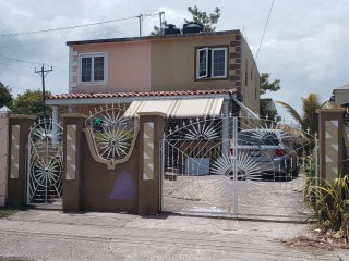 2 bed 1 bath Townhouse For Sale in ENSOM GREEN, St. Catherine, Jamaica