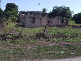 Alvin Way Island Farm close to Gutters off Old Harbour Rd, St. Catherine, Jamaica - House for Sale