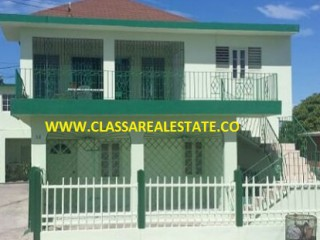 8 bed 6 bath Apartment For Sale in NORWOOD HOUSING SCHEME, St. James, Jamaica