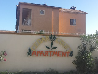 Cedar Court, St. Catherine, Jamaica - Apartment for Sale