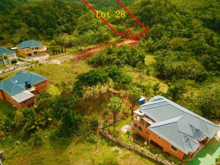 Residential lot For Sale in Hatfield, Manchester, Jamaica