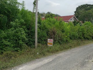Residential lot For Sale in Boscobel, St. Mary, Jamaica