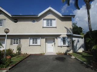 3 bed 3.5 bath Townhouse For Rent in canterbury manor, Kingston / St. Andrew, Jamaica
