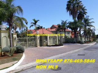 3 bed 3 bath Townhouse For Rent in IRONSHORE, St. James, Jamaica