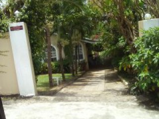 Orange Bay, Hanover, Jamaica - House for Lease/rental