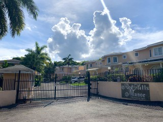 2 bed 2 bath Apartment For Sale in Red Hills Manor, St. James, Jamaica
