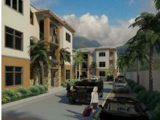 2 bed 2.5 bath Apartment For Sale in Manor Park, Kingston / St. Andrew, Jamaica
