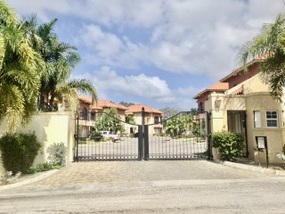 3 bed 2.5 bath Townhouse For Rent in Ironshore Montego Bay, St. James, Jamaica