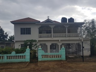 St Johns Heights, St. Catherine, Jamaica - House for Lease/rental