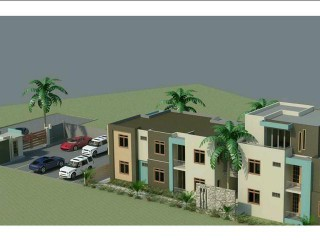 2 bed 2.5 bath Apartment For Sale in Kgn 20, Kingston / St. Andrew, Jamaica
