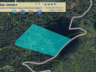 Residential lot For Sale in Windsor Castle, Portland, Jamaica