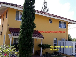 MONTEGO BAY, St. James, Jamaica - Townhouse for Lease/rental