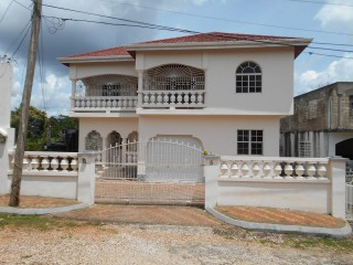 6 bed 4 bath House For Sale in Wood Lawn, Manchester, Jamaica