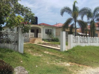 Olive Park, St. Elizabeth, Jamaica - House for Sale