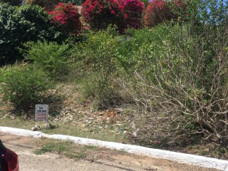 Residential lot For Sale in Twickenham Heights, St. Catherine, Jamaica
