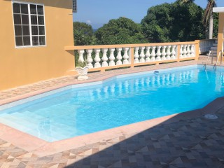 1 bed 1 bath Apartment For Rent in Coral Gardens, St. James, Jamaica