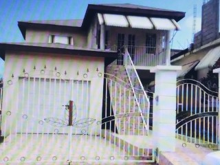 3 bed 1.5 bath House For Rent in Longville Park, Clarendon, Jamaica