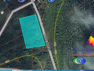 Residential lot For Sale in UPTONBONHAM SPRING, St. Ann, Jamaica