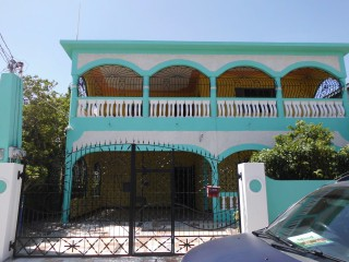 2 bed 1 bath House For Rent in Cedar Grove Estate, St. Catherine, Jamaica