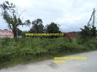 WILTSHIRE, St. James, Jamaica - Residential lot for Sale