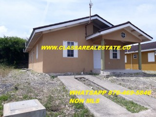 2 bed 1 bath House For Rent in STONEBROOK VISTA, Trelawny, Jamaica