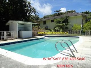 3 bed 2 bath House For Rent in montego bay, St. James, Jamaica